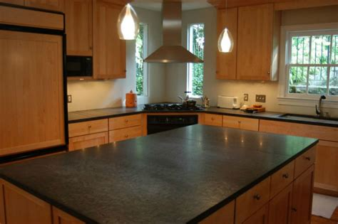 wood island tops kitchens slate countertops for your kitchen and bathroom