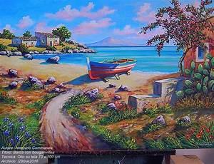 Beautiful Dipinti Di Paesaggi Marini Gallery Acrylicgiftware Us ...