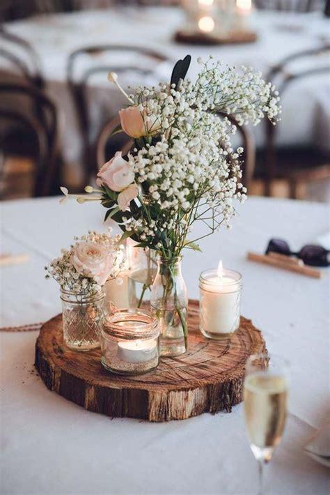 rustic wedding centerpieces ideas  pinterest