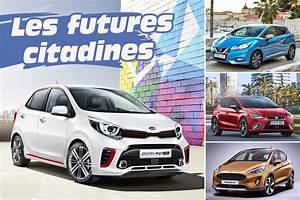 Auto Journal Argus : toutes les futures citadines juqu 39 en 2019 photo 1 l 39 argus ~ Maxctalentgroup.com Avis de Voitures