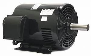 Dayton 15 Hp General Purpose Motor 3