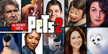 What The Secret Life Of Pets 2 Cast Looks Like In Real Life