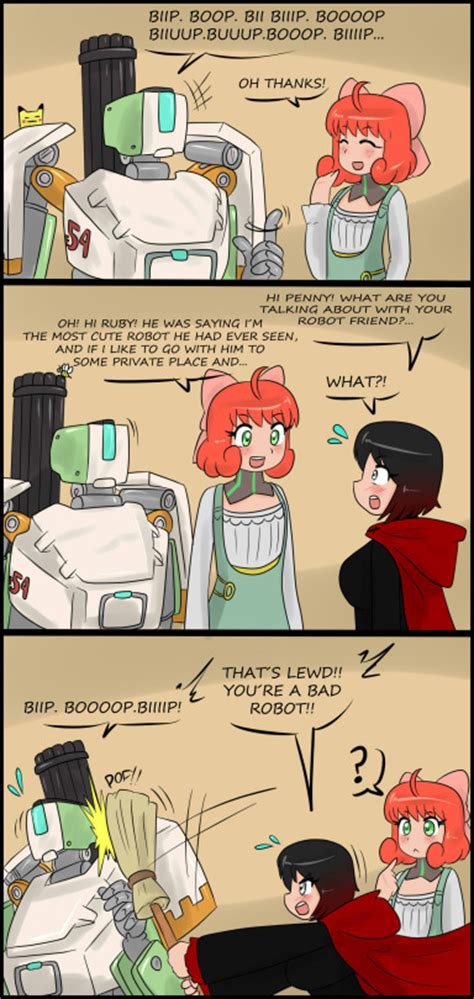 Bastion Memes - penny and bastion rwby know your meme