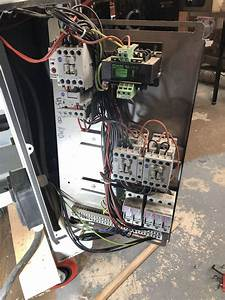Wiring A 2 Pole Three-phase Db Motor To A Vfd