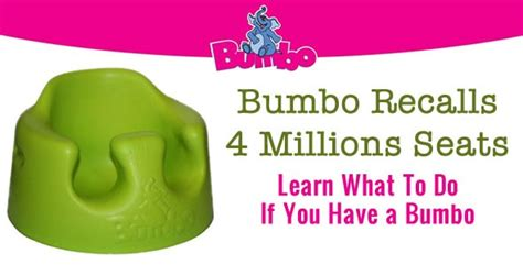 Bumbo Chair Recall Kit by Bumbo Recall 4 Million Seats Recalled Today Digital