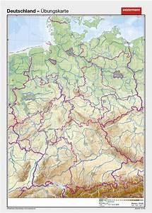 Deutschland Physische Karte : deutschland gesamt deutschland vorderseite physisch r ckseite stumme karte diercke webshop ~ Watch28wear.com Haus und Dekorationen