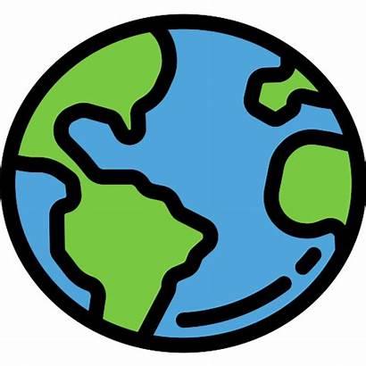 Globe Icon Earth Icons Location Worldwide Internet