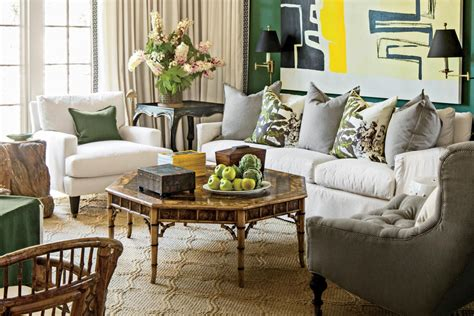 the family room the 2016 idea house southern living