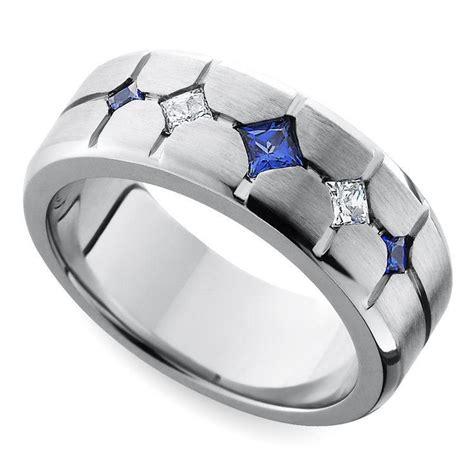 wedding trend mens sapphire rings  brilliancecom blog