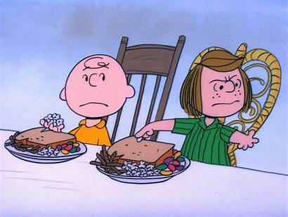 Charlie Brown Thanksgiving Tv Apple Heres