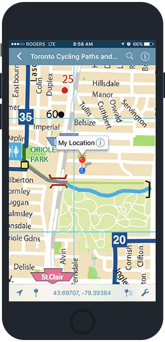 maps app for iphone avenza maps how it works