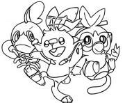 Zacian is the pokemon whish has one type (fairy) from the 8 generation. Coloriage pokemon à imprimer