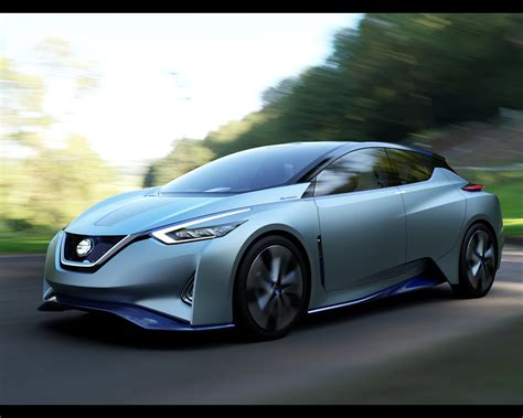 Nissan Autonomous Car 2020 by Nissan Ids Concept 2015 Autonomous Electric Vehicle