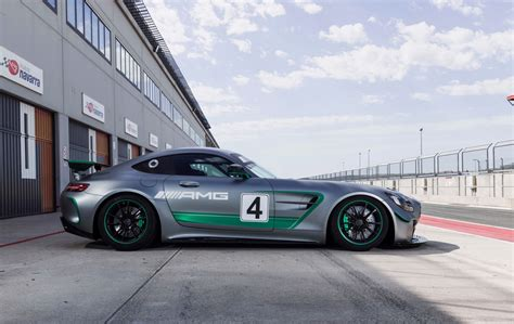 Mercedesamg Gt4 Is Ready To Race  The Torque Report