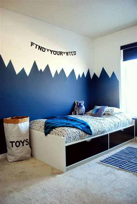 Boys Bedroom Paint Ideas by Http Www Thebooandtheboy 2015 03 The Boys New Room