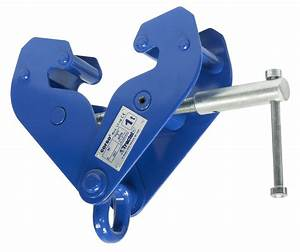 Corso Beam Clamp - Tractel - Tractel Hoists