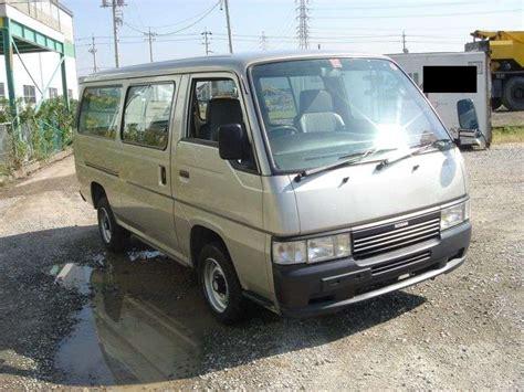 nissan caravan nissan caravan dx long 2000 used for sale