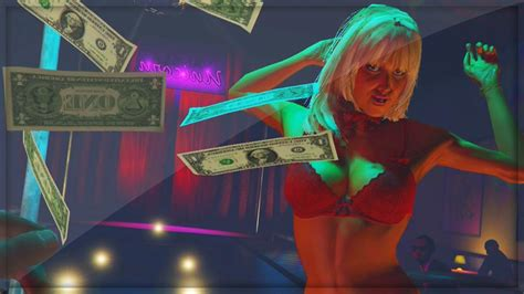 Gta 5 Visting A Strip Club?! Xbox One 1080p Hd #2
