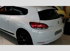 2010 VW Scirocco GT with 19 Inch Black Alloy Wheels HD