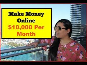 Make Money Online 2017 [How To Make Money From Home Online ...