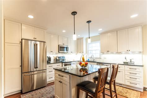 Kitchen Remodel  Annandale Townhouse  Select Kitchen And