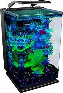 glofish, aquarium, kit, , , 5-gal