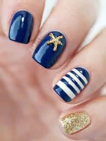 Summer blue nail art designs ideas fabulous