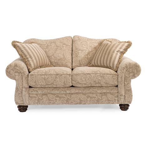 flexsteel bexley leather sofa price flexsteel 8646 20 bexley one tone fabric loveseat without