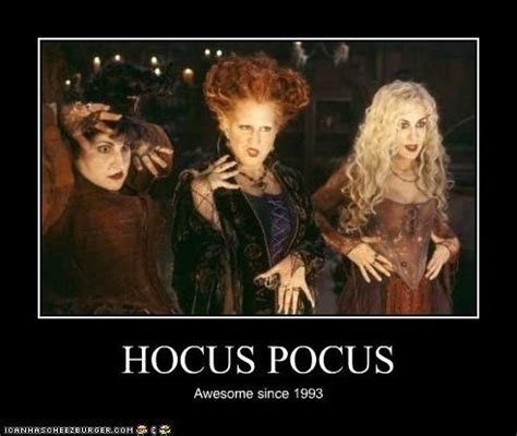 Hocus Pocus Meme - hocus pocus halloween humor film books movies and music pinterest