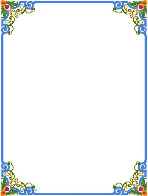 border designs blue red green beautiful border design hd  grade stuff page borders