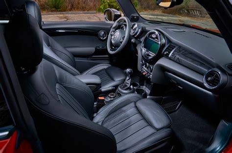 2019 Mini Interior by 2019 Mini Cooper S Convertible Price Specs Interior