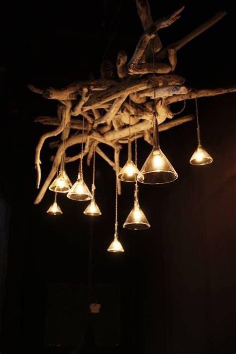 driftwood light fixture driftwood lights lights