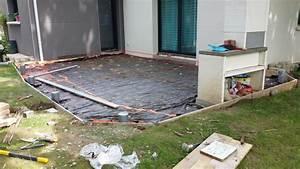 joint dilatation carrelage terrasse obasinccom With faire un joint de dilatation terrasse