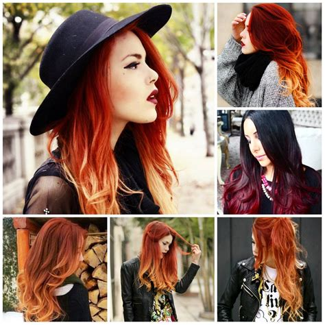 Unique Hair Colors For Skin by Hair Color Trends 2016 Ideas And Highlights For Your