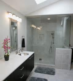 affordable bathroom remodel ideas badezimmer modern gestalten mit trend fliesen