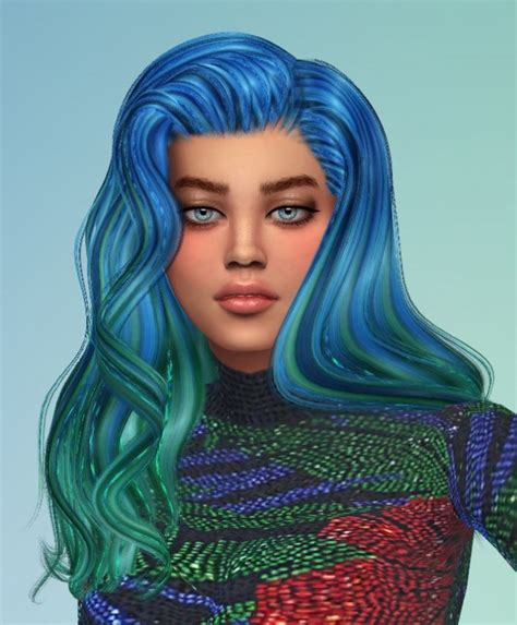 hair styles on the side sims 4 hairstyles downloads 187 sims 4 updates 187 page 546 of 807 7616