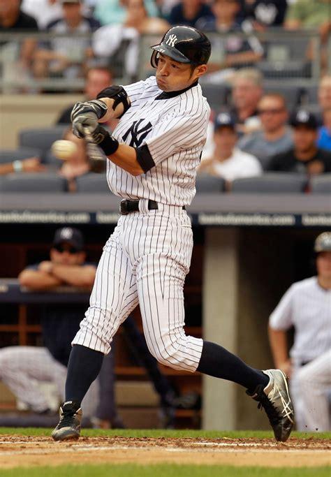 Suzuki Yankees by Ichiro Suzuki In Baltimore Orioles V New York Yankees Zimbio