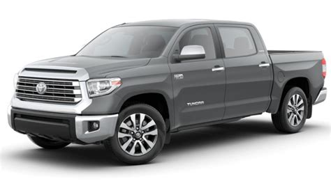 toyota tundra exterior paint color options