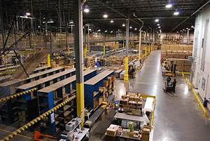Photos of the Distribution Center