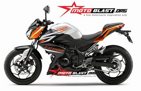Z 250 Modif by Modif Striping Kawasaki Z250 Black Ktm2 Motoblast