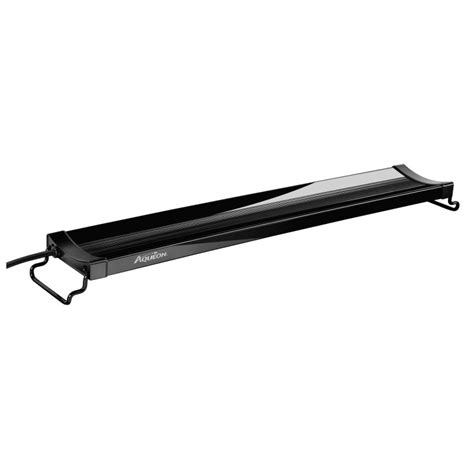 aqueon led optibright light fixture with remote 30 36 inch
