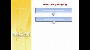 Abrechnung Rehasport Krankenkassen : rehasport abrechnung abrechnungssoftware reha fit kurzvorstellung youtube ~ Themetempest.com Abrechnung