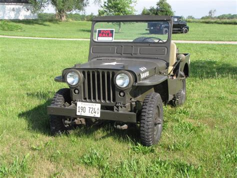 jeep willys wagon for sale 1952 jeep willys for sale