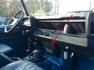 Land Rover Defender Fuse Box
