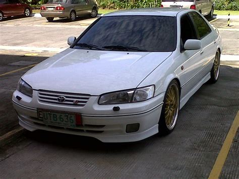 Toyota Camry Modification by Erikbrabus 1997 Toyota Camry Specs Photos Modification