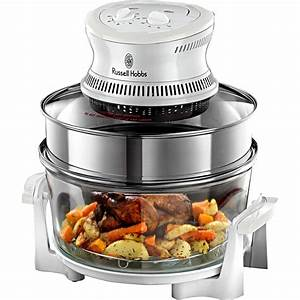 Russell Hobbs 18537 1400w 16l Capacity Halogen Oven For