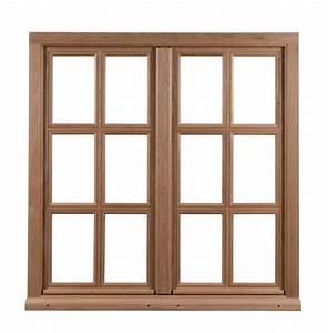 Fenêtres ouvrants à la française Bois Boutique du Menuisier