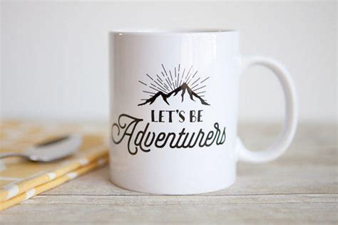 Let's Be Adventurers Inspirational From Small Glow Travel