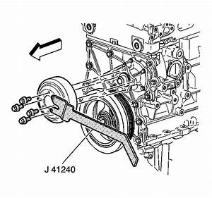 Waterpump  How Do I Replace A Water Pump On A Saab Suv 97x