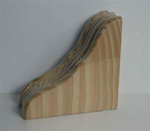 Regalbrett Holz Natur : 4 regalhalter konsolen studio kiefer natur massiv holz f wandregal versch gr en ebay ~ Frokenaadalensverden.com Haus und Dekorationen